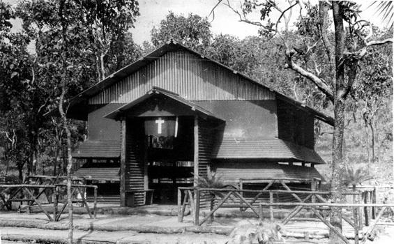 31 Squadron Chapel 1943