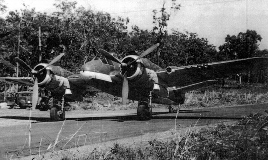31SQN Beaufighter RWY