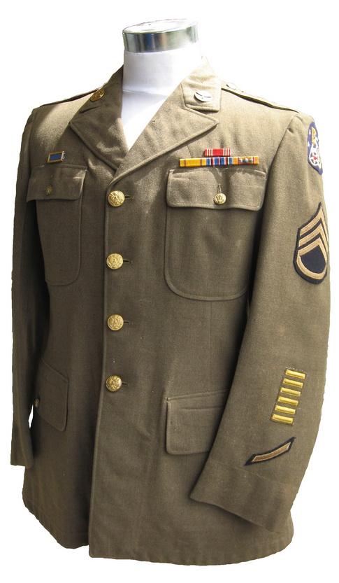 Enlisted Staff Sergeant 380th Uniformrez